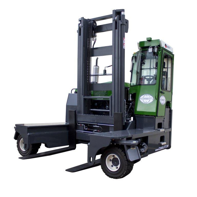 COMBILIFT C6000/8000 dízel/gázüzemű négyutas targonca