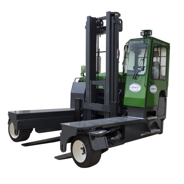 COMBILIFT C10000/C12000 dízel/gázüzemű négyutas targonca