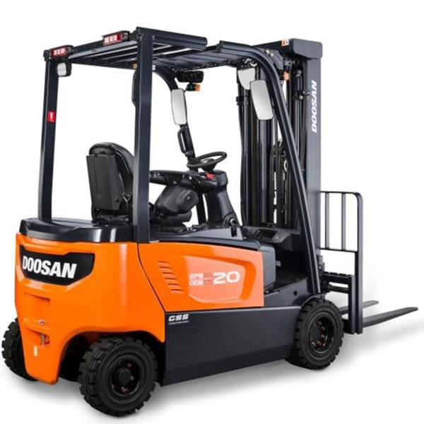 DOOSAN B16/18/20X-7 PLUS elektromos homlokvillás targonca