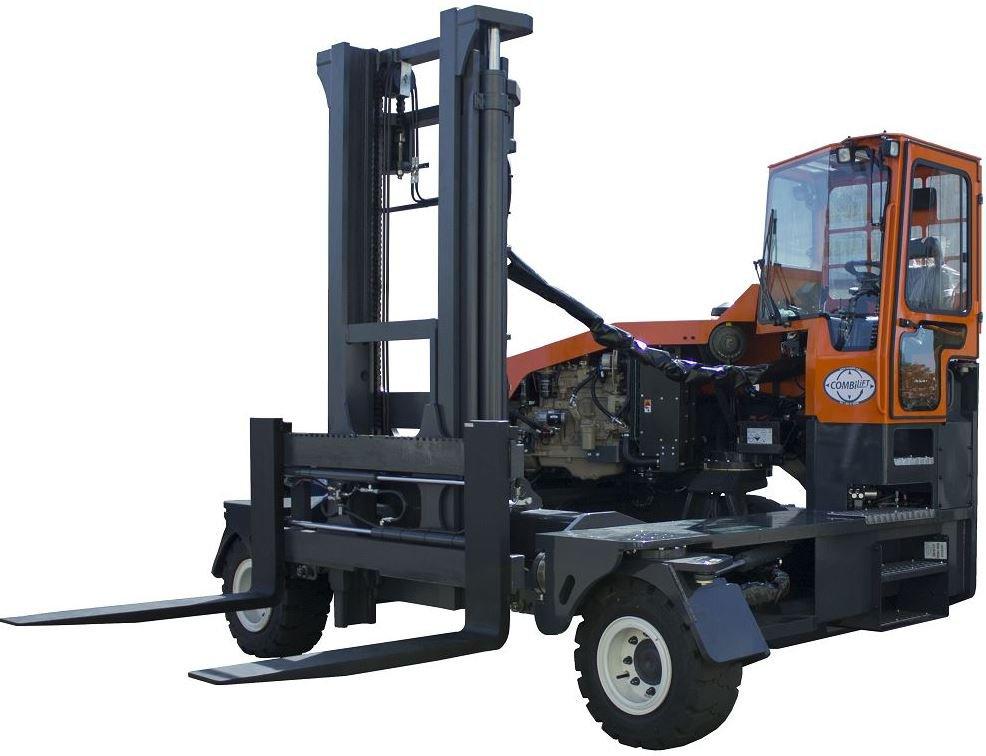 COMBILIFT C11512-C14012-C16012 JD dízel/gázüzemű négyutas targonca
