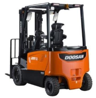 DOOSAN B20/25/30/32S-7 elektromos homlokvillás targonca